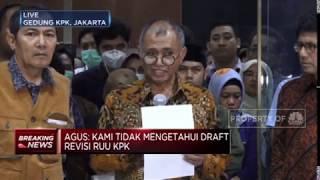 Download lagu Detik Detik Pemimpin KPK Kembalikan Mandat ke Presiden Jokowi MP3