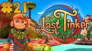 The Last Tinker: City of Colors - Walkthrough - Part 21 (PC) [HD]