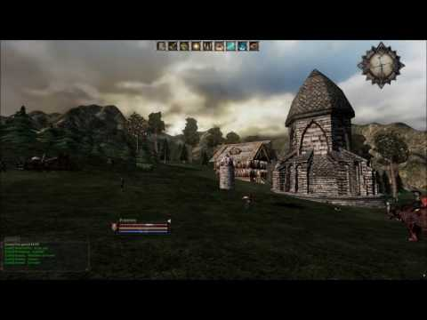 Mortal Online : ID village siege