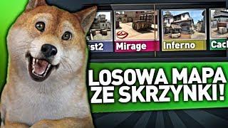 LOSOWA MAPA ZE SKRZYNKI W CS:GO !