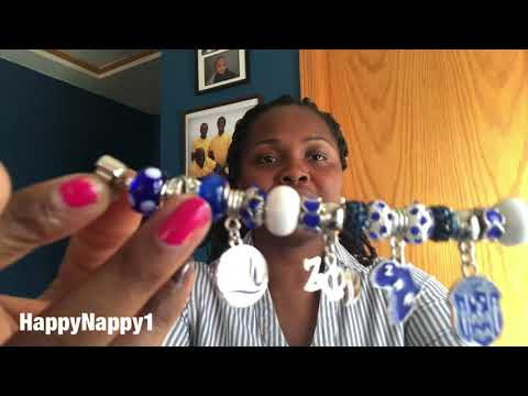 Haul: WHat's in My Closet | Sorority Edition | Zeta Phi Beta