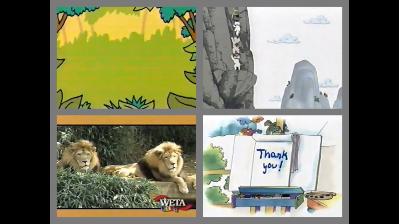 PBS Kids Program Break (2000 WETA) #6 Incomplete
