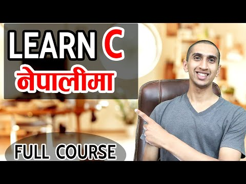C Programming Full Course In Nepali - New Course