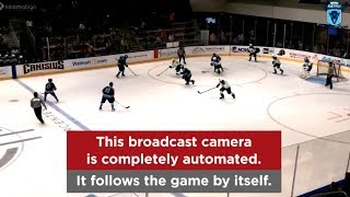 Buffalo Sabres Partner with Automated Camera Technology