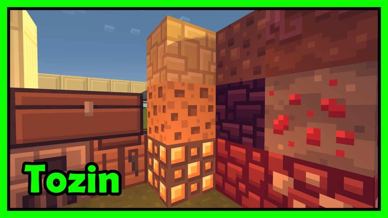 """1.15 """"Best Simple Texture Pack!"""" Mad Pixels Texture Pack for Minecraft 