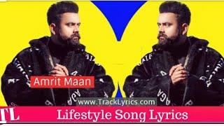 Lifestyle Amrit Maan Ft Gurlez Akhtar Punjabi Mp3 Song Download Mr Jatt