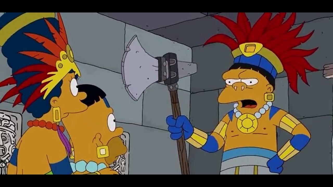 Simpsonai svorio netekimas)
