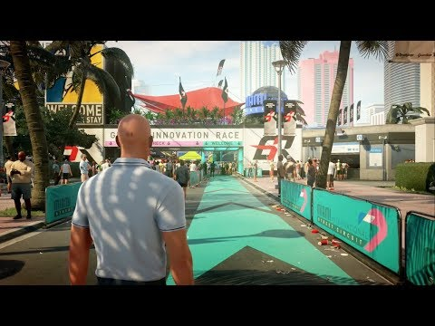 23 Minutes of Hitman 2 Stealth Infiltration Gameplay (w/ Audio!) - E3 2018