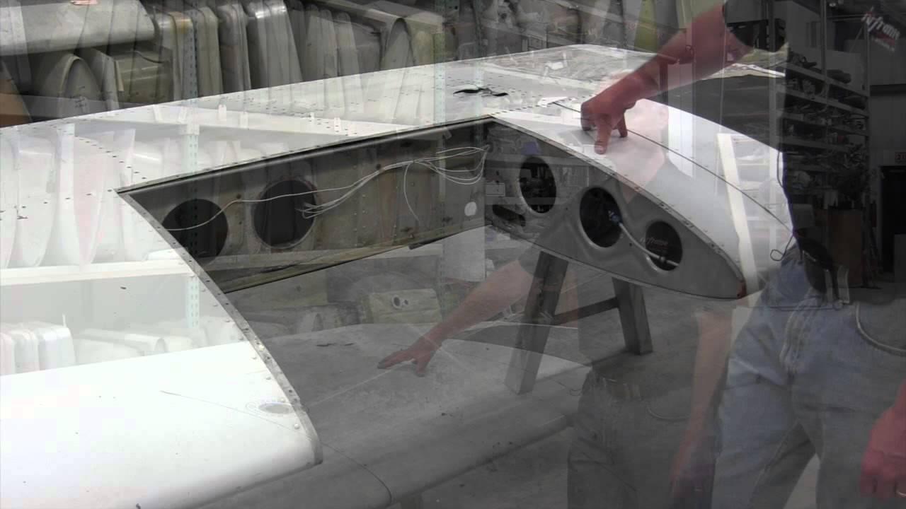 Piper Wing Spar Corrosion SB1006