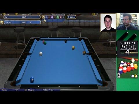 VIRTUAL POOL 4 (PC) - Lo máximo en simulación de billar    Gameplay en Español