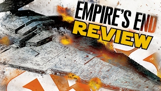 Star Wars Aftermath: Empire's End Book Review (NO SPOILERS)