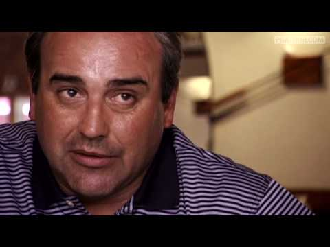 Outside the Ropes: Angel Cabrera
