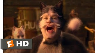 Cats (2019) - Bustopher Jones Scene (4/10) | Movieclips
