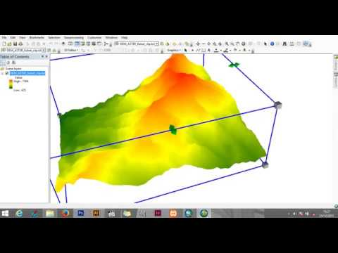 how to create a layer in arcgis 10