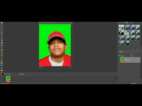 How to Remove a Green Screen using Adobe Photoshop Elements
