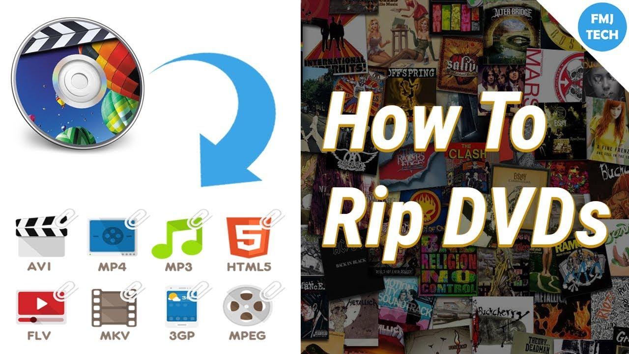 Best Way To Rip a DVD | Handbrake or WinX DVD Ripper