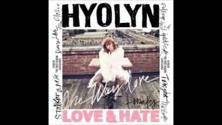 [AUDIO DL] Sistar Hyorin (효린) - 립스틱 짙게 바르고 (Red Lipstick)