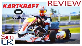 Is It Any Good? KARTKRAFT Review | BEST VR Kart Racing Sim? | (Early Access - Oculus Rift)