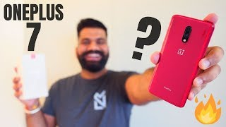 OnePlus 7 Unboxing & First Look - True Value Package🔥🔥🔥