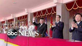 Trump names North Korea a 'state sponsor of terror'
