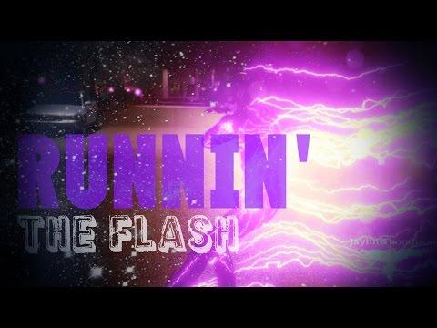 The Flash's Purple Lightning 🔥 || Runnin'