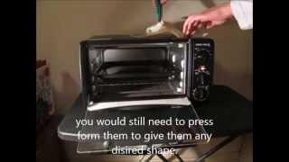 Melting down HDPE