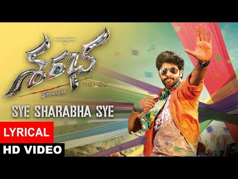 Sye Sharabha Sye Lyrical Video Song    Sharabha Songs   Aakash Kumar Sehdev,Mishti, Jaya Prada, Koti