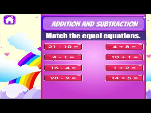 Pony Fifth Grade Learning Games for Kids