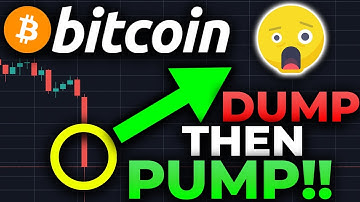 WOW!!! HUGE BITCOIN DUMP COMING!!! THEN A MASSIVE PUMP UP TO $10,0000 NEXT MONTH BULL RUN!!