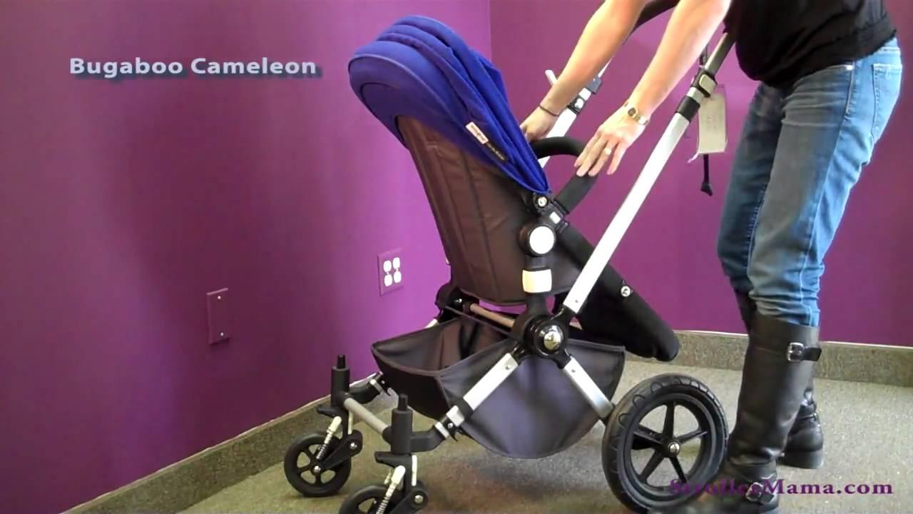 & Bugaboo Cameleon Stroller - YouTube