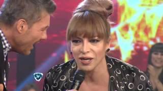 Showmatch 2014 - Propuesta indecente y ritmo libre para Lizy Tagliani