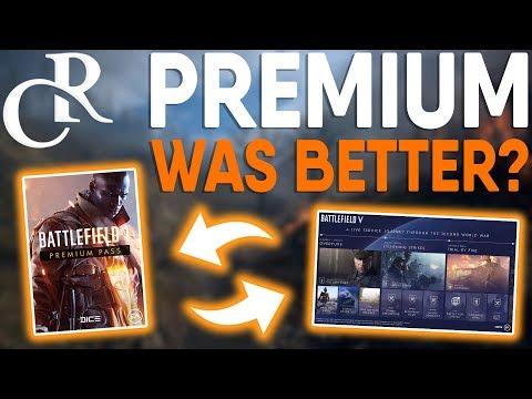 Battlefield 5 ROADMAP - PREMIUM WAS BETTER?! thumbnail