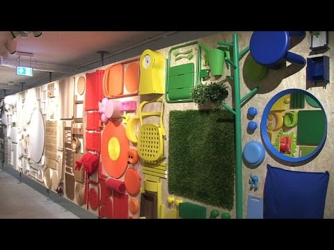 ode an den inbusschl ssel ikea museum in schweden youtube. Black Bedroom Furniture Sets. Home Design Ideas