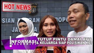 Hot News! Tutup Jalur Damai Ayu Ting Ting & Umi Kalsum Lanjut Penjarakann KD, Sampai Begini