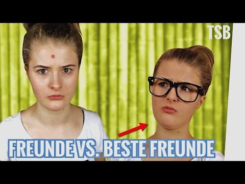 FREUNDE VS. BESTE FREUNDE | TSB