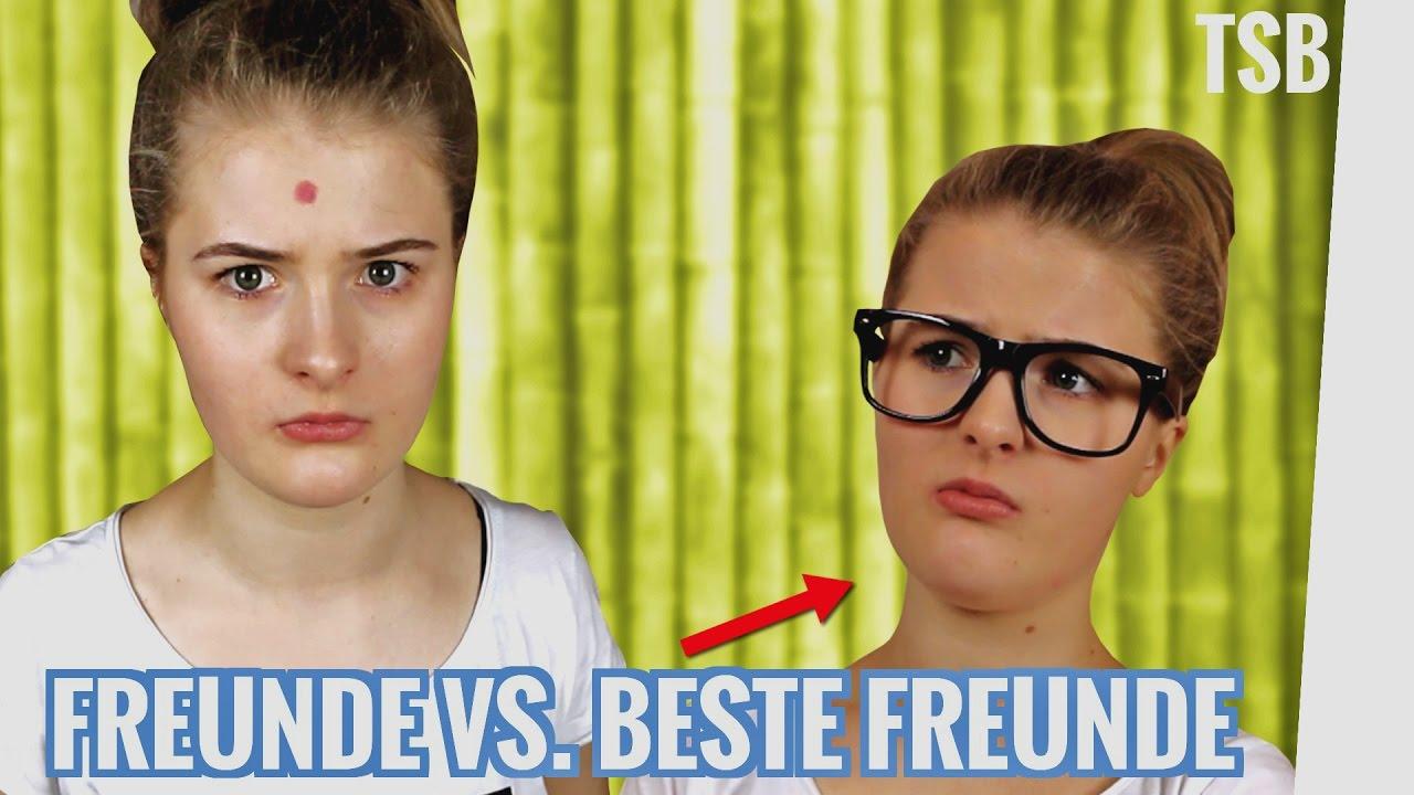 FREUNDE VS. BESTE FREUNDE | TSB - YouTube