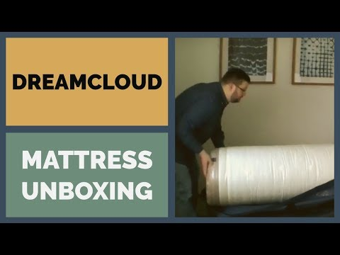 DreamCloud Mattress Setup & Initial Impressions