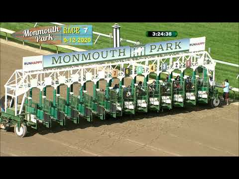 video thumbnail for MONMOUTH PARK 09-12-20 RACE 7