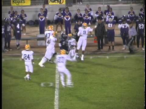 #22 Andy Gramajo - Sr. Highlights - Class of 2012
