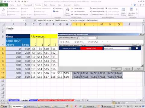 Excel Magic Trick 879: Conditional Formatting Across Worksheet (Sheets or  Tabs)