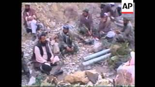 As US announce new operation, Taliban test heavy weapons