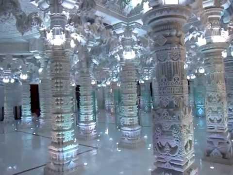 Inside Swaminarayan Temple Atlanta Baps Youtube