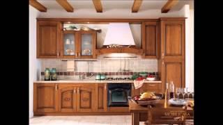 Итальянские кухни Barchessa фабрики AR-TRE (Rovere)