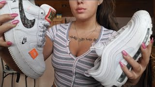 ASMR- Shoe Tapping & Scratchin…