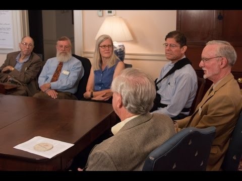 """Scholar Roundtable Discussion on the """"Lost Century"""" 1 Hour Film"""