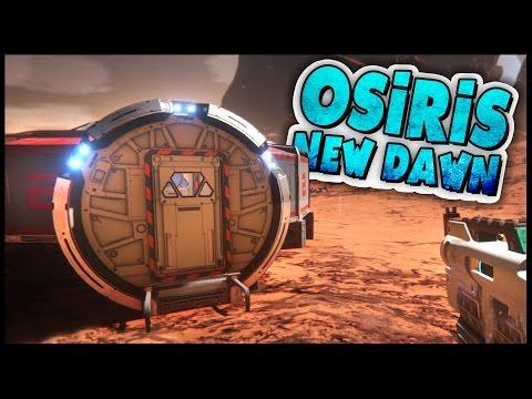 Osiris: New Dawn ➤ War Of The Worlds, Base Building Habitat & More Plutonium! [Osiris Gameplay]