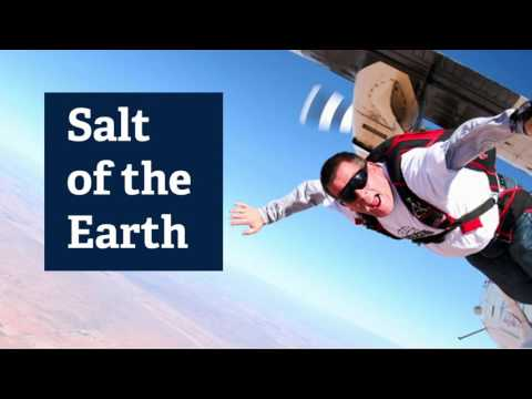 Peter Shankman, Help a Reporter Out - #14 - Salt of the Earth