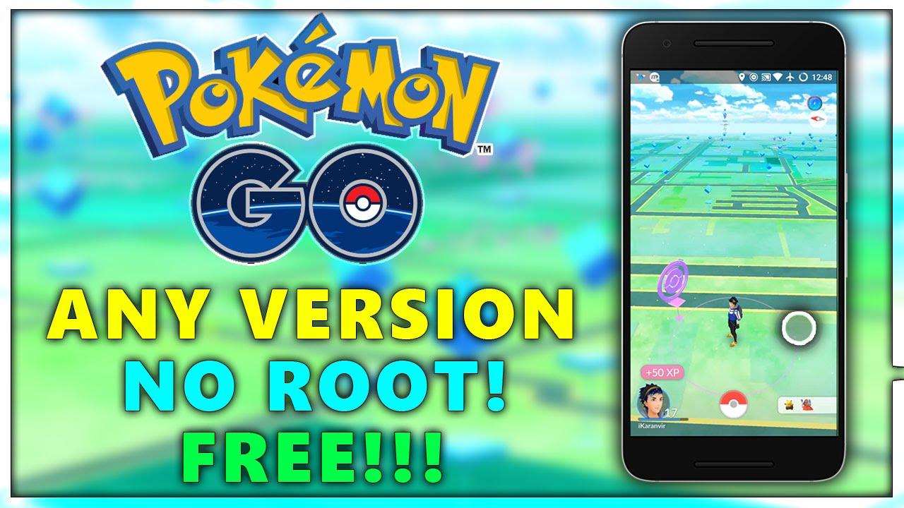 pokemon go hack no root 2018