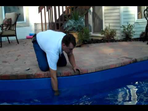 How to close your inground pool part 1 2 by leisure pools youtube for How to close a inground swimming pool
