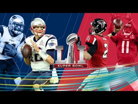Super Bowl LI Ultra Hi-Res 4k Cinematic Highlight | Patriots vs. Falcons | NFL